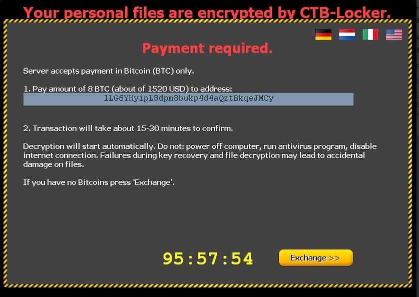 ctb locker payment